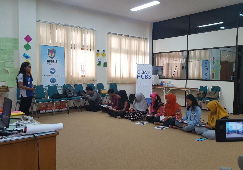 Mengenal Institusi Keuangan di Indonesia Bersama BPR Artha Mukti Santosa – Universitas PGRI Semarang – EQWIP HUBS Canada
