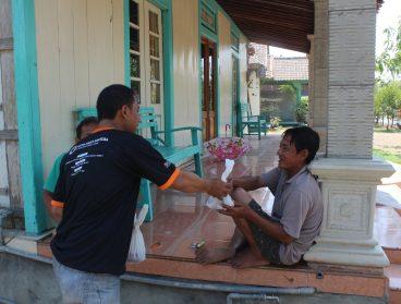 BPR AMS Realisasikan CSR melalui Qurban