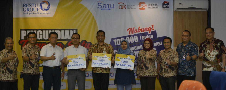PENGUNDIAN TABUNGAN SATU RESTU 2019